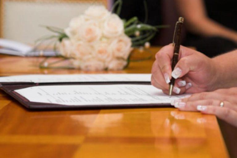 Documentos para o casamento católico